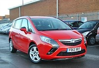 Used Vauxhall Zafira 1.4T Exclusiv 5dr Auto Estate