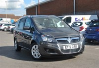 Used Vauxhall Zafira 1.6i [115] Design 5dr Estate