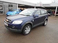 Used Chevrolet Captiva VCDI LT [7 SEATS] [2010.5]