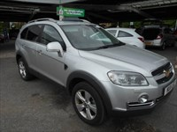 Used Chevrolet Captiva 2.0 VCDI LTZ  [7 SEATS]