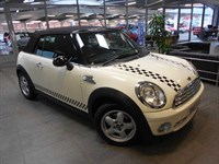 Used MINI Cooper Hatchback Convertible 1.6 One 2Dr