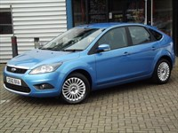 Used Ford Focus Titanium 5 door Auto