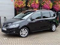 Used SEAT Alhambra TDI CR SE Lux [177] 5 door DSG