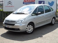 Used Citroen Xsara 1.6i 16V Exclusive 5 door