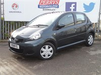 Used Toyota Aygo VVT-i Ice 5 door MMT