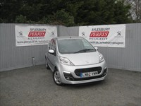 Used Peugeot 107 Allure 5 door 2-Tronic