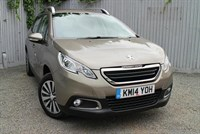 Used Peugeot 2008 e-HDi Active 5 door EGC