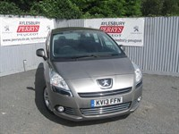 Used Peugeot 5008 HDi 163 Active II 5 door Auto