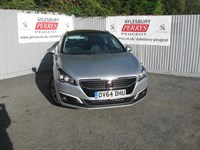Used Peugeot 508 508 SW HDi 163 Allure 5 door Auto
