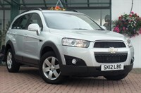 Used Chevrolet Captiva VCDi LT 5 door [7 Seats]