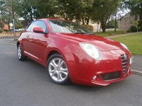 Used Alfa Romeo Mito TB MultiAir 135 Sprint 3 door TCT