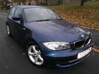 Used BMW 118d 1-series SE 5 door
