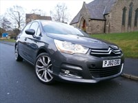 Used Citroen C4 VTi Exclusive 5 door