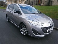 Used Mazda Mazda5 1.6d Venture Edition 5 door