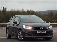 Used Citroen C4 HDi VTR+ 5 door
