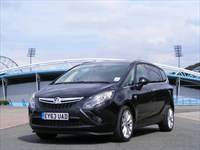 Used Vauxhall Zafira CDTi [165] SE 5 door [non Start/Stop]