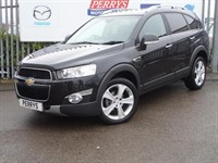 Used Chevrolet Captiva VCDi LTZ 5 door [7 Seats]