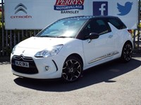 Used Citroen DS3 e-HDi Airdream DStyle Plus 3 door