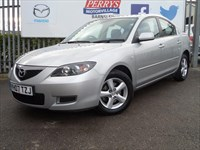 Used Mazda Mazda3 TS 4 door Activematic