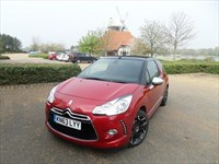 Used Citroen DS3 e-HDi Airdream DStyle Plus 2 door