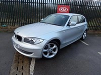 Used BMW 118d 1-series Sport 5 door