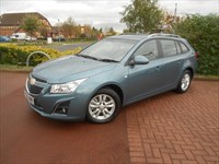 Used Chevrolet Cruze VCDi LT 5 door