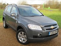 Used Chevrolet Captiva VCDi LT 5 door FWD