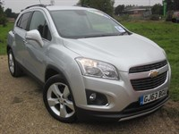 Used Chevrolet Trax VCDi LT 5 door