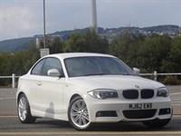 Used BMW 118d 1-series M Sport 2 door