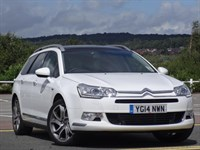 Used Citroen C5 HDI 16V Exclusive [160] 5 door [Techno Pack]