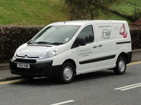 Used Citroen Dispatch 1000 HDi 90 H1 Van Enterprise