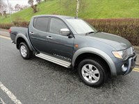 Used Mitsubishi L200 Double Cab DI-D Warrior 4WD 134Bhp