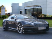 Used Aston Martin DBS Carbon Black Edition