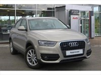 Used Audi Q3 TDI quattro SE (177 PS)