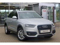 Used Audi Q3 TDI quattro SE (140ps) SD Naviagtion,Crusie Control