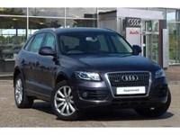 Used Audi Q5 TDI quattro SE (170 PS) *High Spec*
