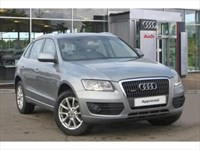 Used Audi Q5 TDI quattro SE (170 PS)