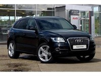 Used Audi Q5 T FSI quattro S Line Plus (180 PS)