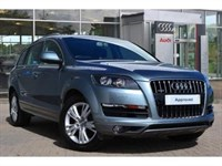 Used Audi Q7 4.2 TDI quattro SE, Great Specification, Full Leather, Technology