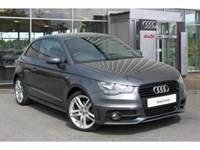 Used Audi A1 TDI S Line *Rear Park Sensors - Priv Glass*