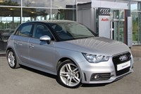 Used Audi A1 TFSI S Line 5dr