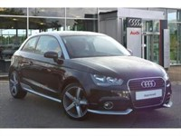 Used Audi A1 T FSI Contrast Edition *Audi Approved*