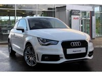 Used Audi A1 T FSI S Line (140PS) Tronic *Climate Control*