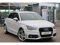 Used Audi A1 T FSI S Line