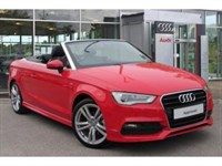 Used Audi A3 TDI S Line (150PS)