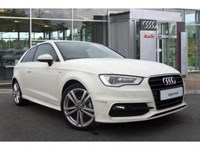 Used Audi A3 TDI (150 PS) S-Line *Low Mileage*