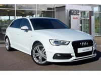 Used Audi A3 TDI (184 PS) S Line quattro Tronic *Technology Pack*