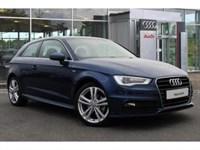 Used Audi A3 TDI (150 PS) S-Line *Parking Sensors & Cruise*