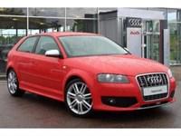 Used Audi A3 T FSI quattro 265 PS