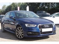 Used Audi A3 T FSI S-Line (140PS)